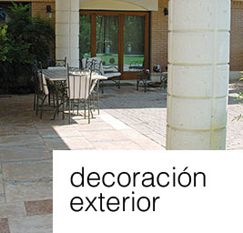 Decoración exterior