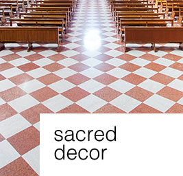 sacred decor